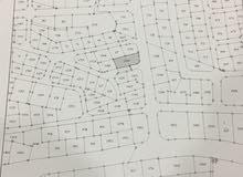 أرض تجاري محلي بأم اذينة على الشارع الرئيسي