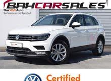 Volkswagen Tiguan SEL 1