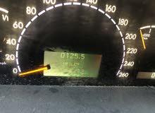 مرسيدس سي ال 500