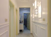شقة مودرن تشطيب فاخر خمس غرف للبيع