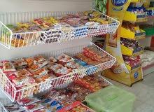 عاجل للببع سوبر ماركت للتسوق أقساط بدفعة مقدمة أو كاش