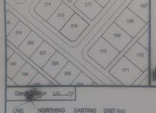 أرض سكنية للبيع في خور الملح