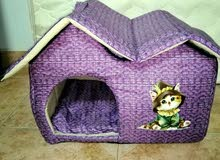cat house for sale (بيت القط للبيع)