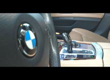 BMW 750 car for sale 2014 in Al Khaboura city