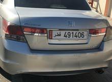هوندا اكورد للبيع موديل 2012
