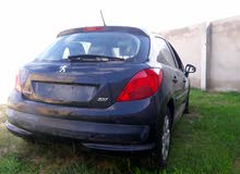 +200,000 km mileage Peugeot 207 for sale