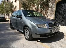 Used condition Skoda Fabia 2003 with +200,000 km mileage