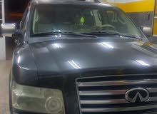 Gasoline Fuel/Power   Infiniti QX56 2006