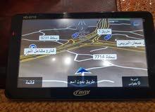 للبيع شاشة تحديد مواقع GPS حجم5بوصة