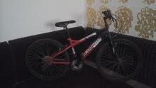 دراجة 24 نضيفة للبيع