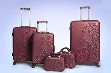 حقائب سفر 5 قطع بسعر مغري