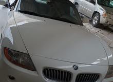 +200,000 km BMW Z4 2004 for sale