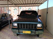 For sale 1999 Green Cherokee