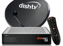 new dish tv with 1 month subscription
