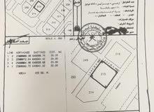 ارض سكني تجاري في العامرات مدينة النهضة مربع 13
