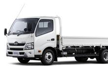 Manual 2018 Fuso Canter for rent