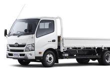 Mitsubishi Fuso Canter car for rent