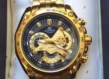 b07852e5e Casio Edifice Gold Watch Ef-550fg - 100% Original
