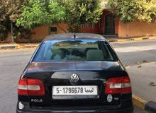Black Volkswagen Polo 2006 for sale