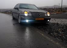 Available for sale! 1 - 9,999 km mileage Mercedes Benz E55 AMG 1998