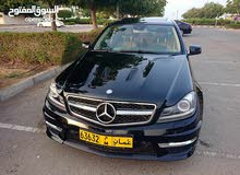 Mercedes Benz C 300 car for sale 2014 in Muscat city