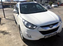 For sale 2013 White Tucson