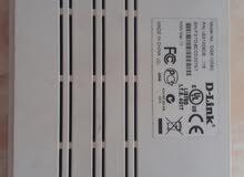 موزع شبكة D-Link Switch 8 ports