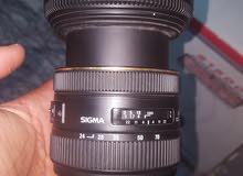 عدسة كاميرا سينيما Sigma 24-70 for Nikon
