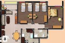شقة سكن مصر مسلسل 3 دمياط الجديدة للبيع