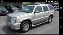 Used Cadillac Escalade for sale in Amman