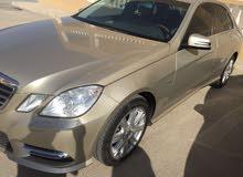 For sale 2012 Gold E 350
