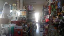 محل مواد بناء للبيع صحار