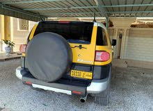 For sale 2008 Yellow FJ Cruiser