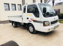 For a Yearly rental period, reserve a Kia Bongo 2005