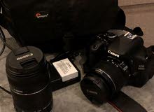 كاميرا كانون 600 دي Canon 600D