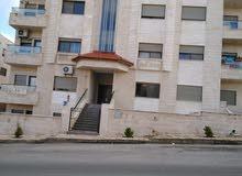 للبيع شقه بمرج الحمام قرب دوار الشوابكه 128م.
