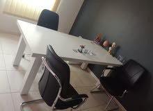 For sale Office Furniture that's condition is Used - Amman