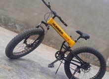 دراجة HUMMER