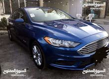 Ford Fusion 2017 for rent