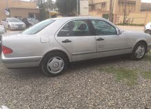 Mercedes Benz E 230 1998 For sale - Silver color