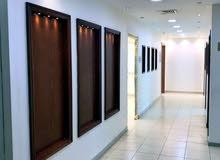 للايجار مكتب 152 م في شارع مكة مقابل ابراج الحجاز بسعر مميز