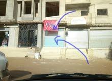 محل تجاري شارع الزوز ونص مساحتة 35 م