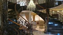 قصر فخم للإيجار في عبدون . للقنصليات والسفارات