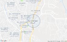 4 rooms  apartment for sale in Zarqa city Al Zarqa Al Jadeedeh