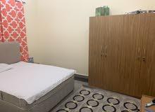 غرفة للإيجار بعجمان شارع الملك فيصل