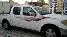 Gasoline Fuel/Power   Nissan Navara 2009