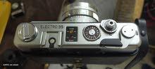كاميرا ياشيكا بكل مقتنياتها مستعملة فى حالة الجديدة