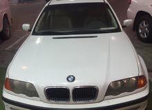 Gasoline Fuel/Power   BMW 318 2001