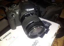 كاميرا كانون D700