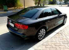 Used Audi A4 in Abu Dhabi
